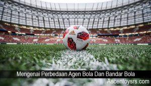 Mengenai Perbedaan Agen Bola Dan Bandar Bola