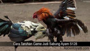 Cara Taruhan Game Judi Sabung Ayam S128